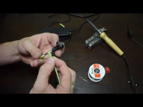 how-to-fix-your-laptop-charger-cord.-fixing-frayed-charger-cord