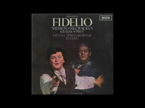 Silent Tone Record/ベートーヴェン:フィデリオ/ロリン・マゼール指揮ウィーン・フィルハーモニー管弦楽団、ビルギット・ニルソン、ジェイムズ・マクラッケン