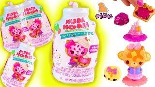 Новые Куклы Нам Намз с КОСМЕТИКОЙ! Сюрпризы в Бутылочках! New Make Up Toys Num Noms   Май Тойс Пинк