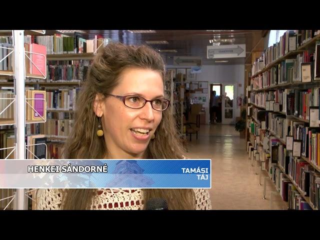 Országos Könyvtári Napok - Tamási