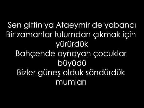 Sözleriyle    Sehabe - Terzi Mehmet (Güneş Geceyi Bilmez)