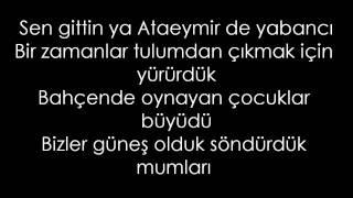 Sözleriyle || Sehabe - Terzi Mehmet (Güneş Geceyi Bilmez)