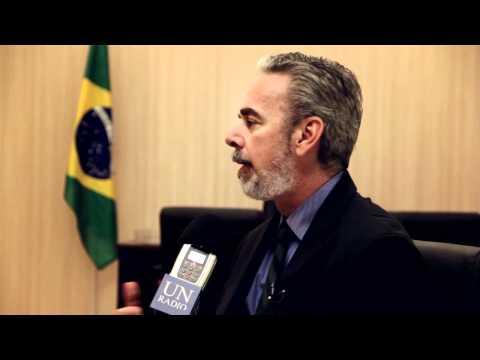 Rádio ONU: Patriota fala sobre negociações da Rio + 20 (Francês)