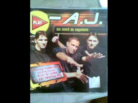 Play AJ ((2001) - Am inima de vagabond [primul album]