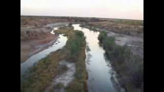Odessa, Texas to Pecos River