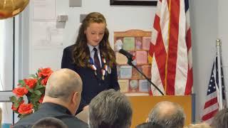 Graduation Speech - Katie