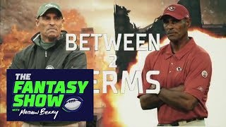 Between Two Herms with Herm Edwards | The Fantasy Show with Matthew Berry | ESPN