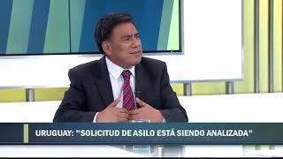 Entrevista A Juan Sheput Y Javier Velásquez Quesquén Sobre La Situación De Alan García (Canal N)