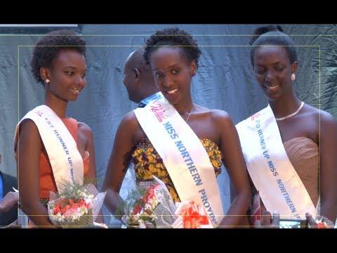 MISS RWANDA 2014 PRE SELECTION IN NORTH