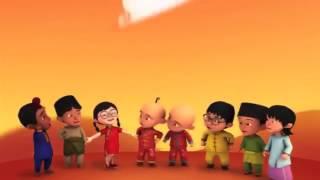 Upin & Ipin - Gong Xi Fa Cai