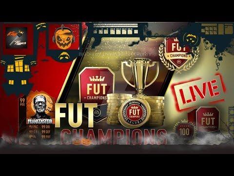 Sunday Morning FUT Champs Live - Part 1 - Fifa 18