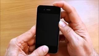iPhone Reset - Beim iPhone einen Neustart, Reset, Restart, Reboot duchführen
