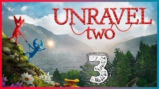 Unravel 2 (Coop.) - Parte 3 Español - Walkthrough / Let