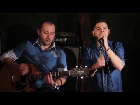 Kings Of Leon  Use Somebody Acoustic Cover by Ste Stoilov & Konstantin Kovachev