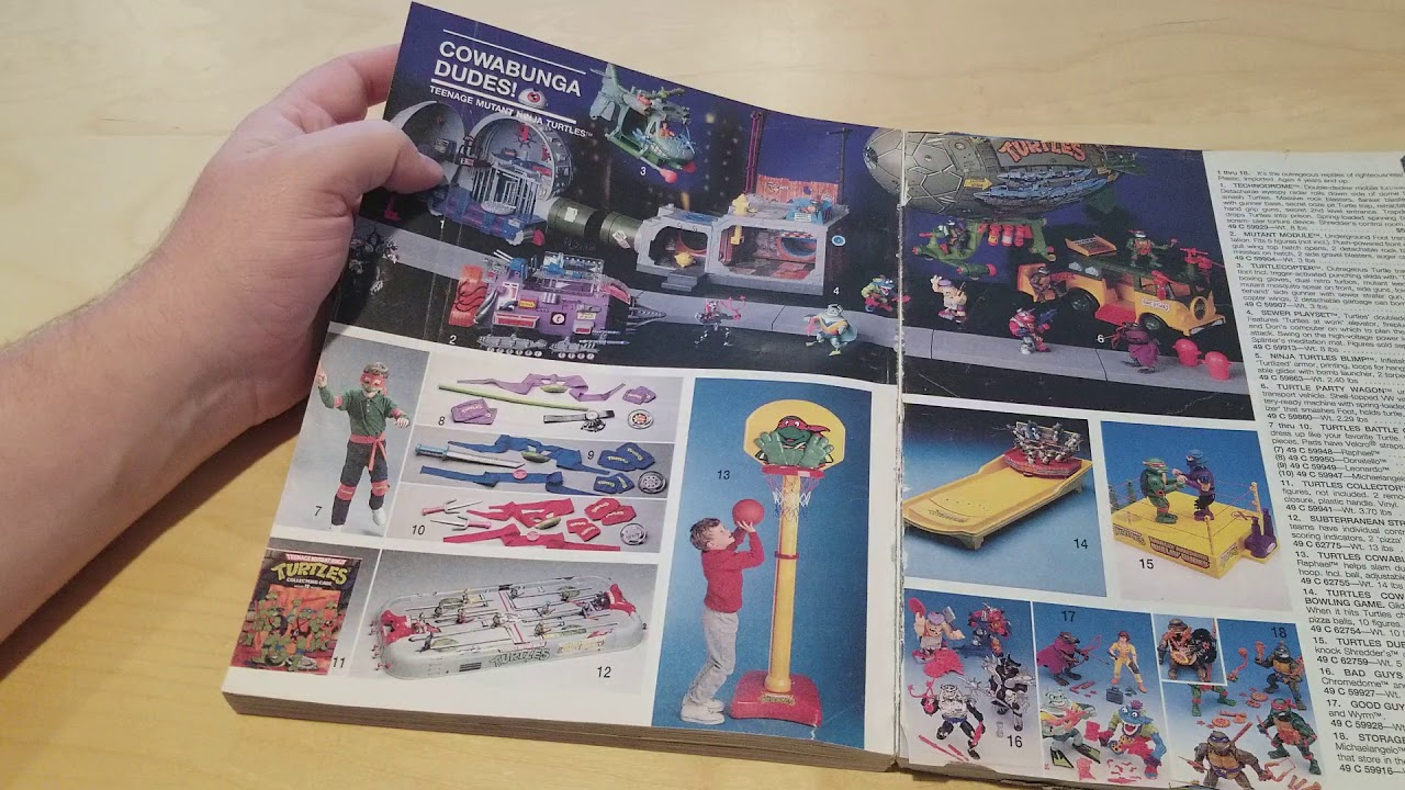 sears christmas catalog 1991 review - Sears Christmas Catalog