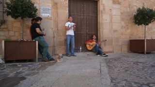 impro chant Flamenco ete 2013 Caceres - Extremadure Espagne