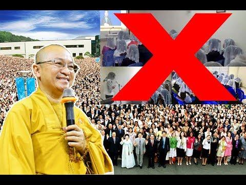 TT.Thích Nhật Từ tiết lộ bí mật kinh hoàng về tà đạo Hội Thánh Đức Chúa Trời
