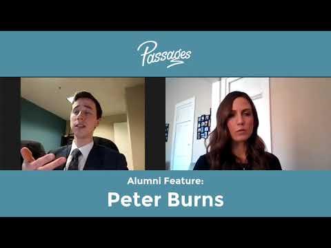 Alumni Feature: Peter Burns
