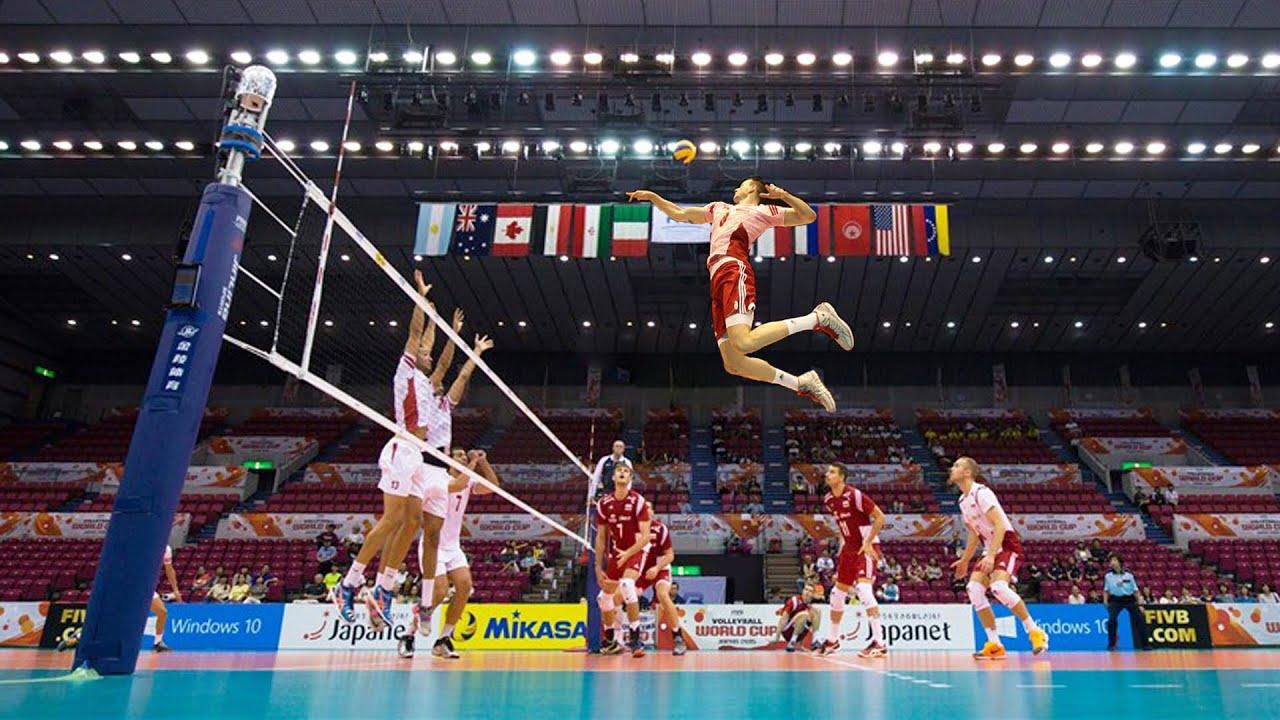 Volleyball Match That Made Bartosz Kurek a Legend (HD)