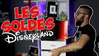 LES SOLDES DE DISNEYLAND PARIS