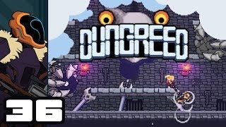 Let's Play Dungreed - PC Gameplay Part 36 - Warp Speed, Engage!