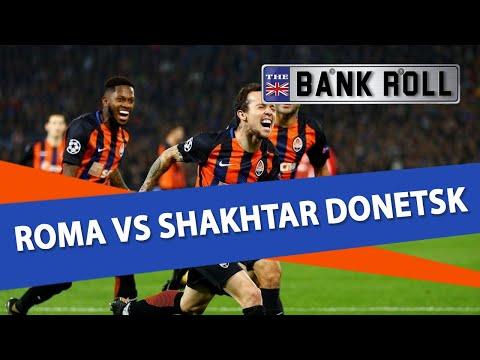 Roma vs Shakhtar Donetsk | Champions League Football Predictions | 13/03/18