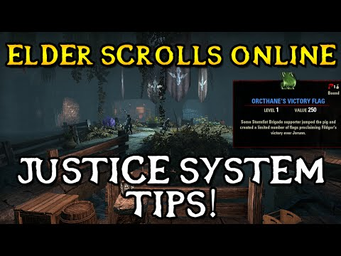 1.6 JUSTICE SYSTEM OVERVIEW & TIPS - Elder Scrolls Online
