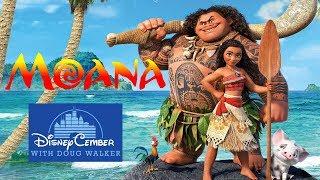 Moana - Disneycember