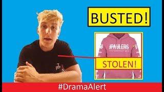 Jake Paul BUSTED! #DramaAlert H3H3 vs PewDiePie! KSI mom EXPOSED Joe Weller!