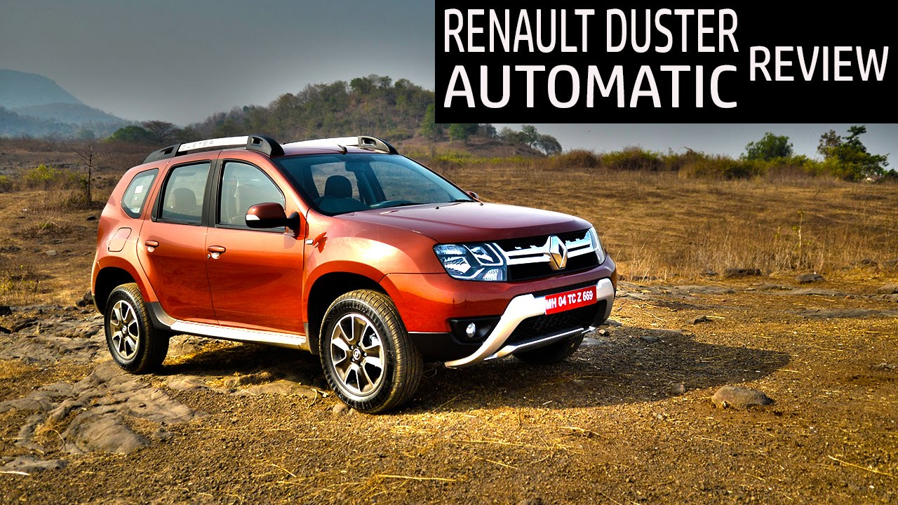 renault duster automatic review test drive quikrcars youtube. Black Bedroom Furniture Sets. Home Design Ideas