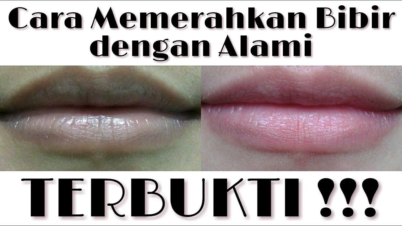 Cara Memerahkan Bibir Dengan Mudah Dan Cepat Tanpa Memakai Lipstik By Eri Restiana