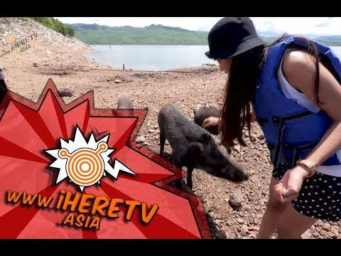 Go! Thailand ep.14 นอนแพ แลหมู ตกปลากระสูบ
