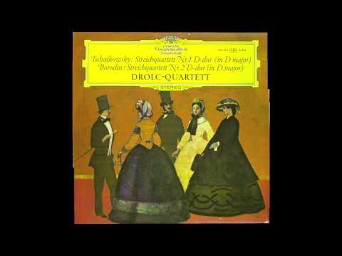 Drolc Quartet - Drolc Quartett - Pyotr Ilyich Tchaikovsky string quartet no 1