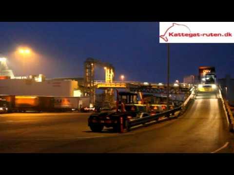 Ropax ferry Kalundborg - Aarhus