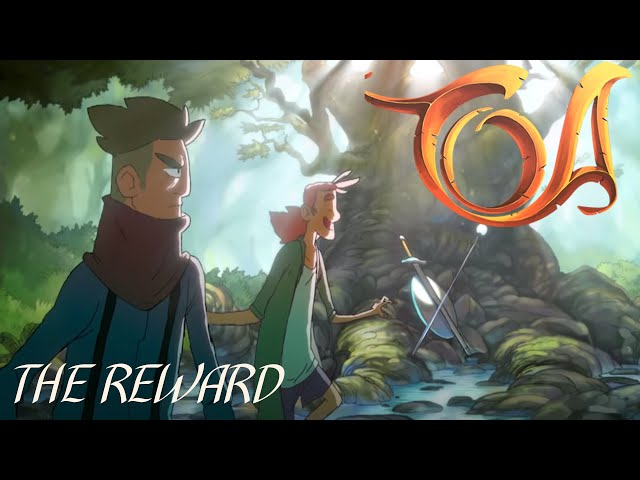 The Reward: Tales of Alethrion -