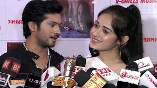 Jannat Zubair And Namish Taneja Interview At Their Song Launch Kaise Main