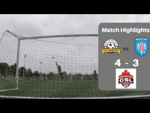 MATCH HighLIGHTS Against FC Vorkuta