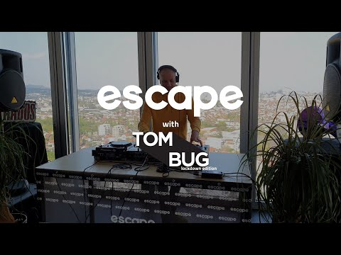 TOM BUG @ Sky Office, Zagreb for ESCAPE SESSIONS