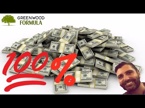 Greenwood Formula   Make $100,000+
