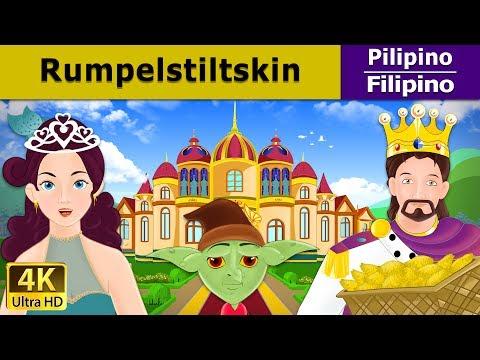 Si Rumpelstiltskin | Kwentong Pambata | Mga Kwentong Pambata | Filipino Fairy Tales