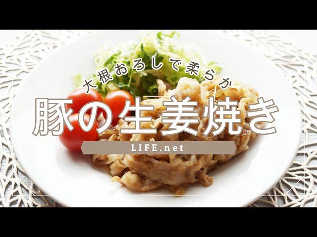 生姜 焼き ソレダメ