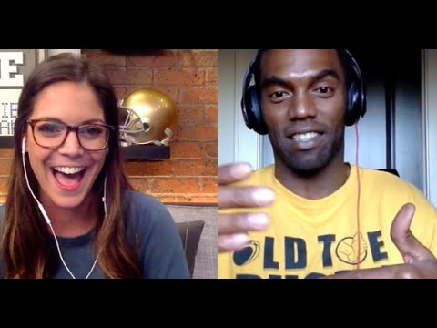 Randy Moss, Episode 10: The Garbage Time Podcast with Katie Nolan