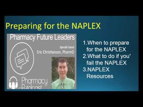 414 PFL Preparing for the NAPLEX Eric Christianson