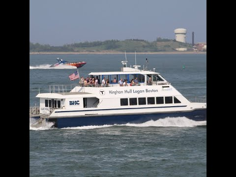 Boston Harbor Now Proposes New Ferry Service