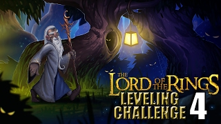 The Lord of the Rings WoW Leveling Challenge: Episode 4 - EWWWW!
