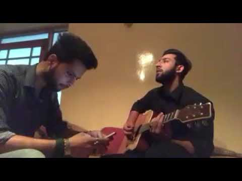 Bas Ek Pal Kk (Guitar Cover)
