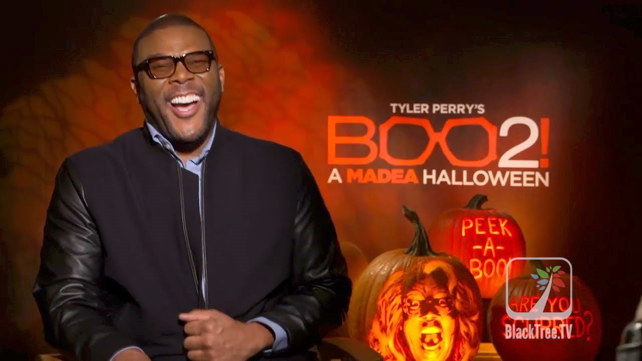 Tyler Perry has Madea do Cardi B 'Bodak Yellow' in this Boo 2 Interview