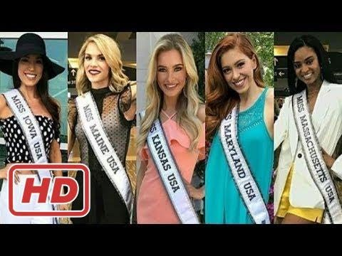 [Beauty Contest]Miss USA 2018 - Here We Come Shreveport, Louisiana (Part 2)