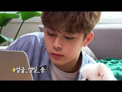 유선호(YOO SEONHO) - '10cm - pet' 뮤직비디오 촬영 현장 비하인드