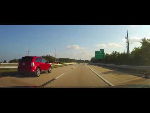 Driving From Dover, Delaware To Norfolk, Virginia